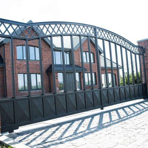 kalvio gamybos vartai